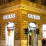 Photo taken at Guess Store by Edwin K. on 4/13/2013