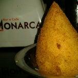 Photo taken at Monarca Bar & Café by Luan H. on 1/20/2013