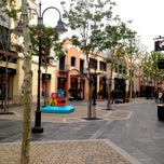 Photo taken at Las Rozas Village: Chic Outlet Shopping by Miguel Z. on 4/28/2013