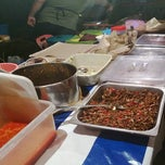 Photo taken at Nasi Kukus Ayam Dara Ori Kelate by Jason T. on 4/18/2013