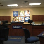 Photo taken at Eyemart Express by Stuart C. on 1/8/2013