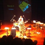 Photo taken at Theater Film Cafe De Lieve Vrouw by Bert B. on 2/11/2013
