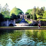 Photo taken at Meridian Hill Park by Generoso S. on 5/13/2013