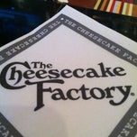 Photo taken at Cheesecake Factory by Gina B. on 11/15/2012
