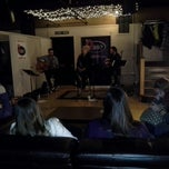Photo taken at Underground Cafe by Ron T. on 1/25/2014