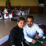 Photo taken at Terraza Agave Azul by Pawis A. on 12/8/2012