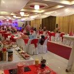 Photo taken at Villa Carmelita In-Land Resort & Hotel by Chloe A. on 12/27/2014