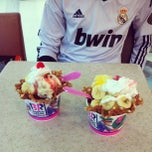 Photo taken at Baskin Robbins by amirruddin h. on 12/29/2012