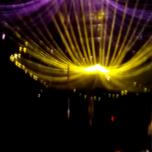 Photo taken at Muse Entertainment Center by Syareffa xelha C. on 12/14/2014