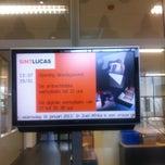 Photo taken at Sint lucas by Michael L. on 1/19/2013