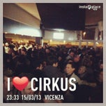 Photo taken at Cirkus by Lucilla D. on 3/15/2013