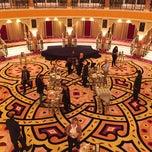 Photo taken at Burj Al Arab Al Falak Ballroom Top Floor by KC K. on 2/9/2015