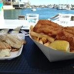 Photo taken at Nino's Fish Bar & Cafe by Geoff K. on 3/29/2013