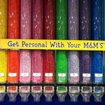 Photo taken at M&M's World by Magda C. on 1/6/2013