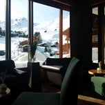 Photo taken at Arosa Kulm Hotel And Alpin Spa by Rudolf Andreas R. on 3/8/2015