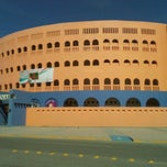 Photo taken at Coliseo Centenario by Antonio I. on 5/16/2013
