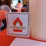 Photo taken at โรงแรมกานต์มณี พาเลซ (Karnmanee Palace) by Samran A. on 11/30/2012