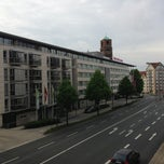 Photo taken at Mercure Hotel Plaza Essen by Tyler T. on 5/26/2013