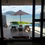 Photo taken at Six Senses Côn Đảo by Itsuo I. on 5/8/2013