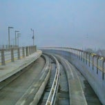Photo taken at Central Terminal B / Landside by Stephen C. on 12/27/2012