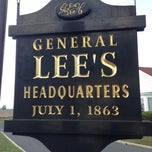 Photo taken at Quality Inn at General Lee's Headquarters by Dee S. on 9/13/2013