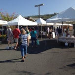 Photo taken at Keauhou Farmer's Market - Sheraton by Lance O. on 12/7/2013