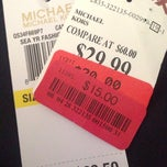 Photo taken at T.J. Maxx by Crystal M. on 9/28/2013