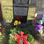 Photo taken at Cavalry cementary by Di on 11/30/2013