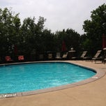 Photo taken at Pool by Salvador T. on 4/16/2013
