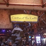 Photo taken at Casino of the Earth by Brandon H. on 2/14/2013