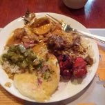 Photo taken at Taste Of India by Mike G. on 9/20/2013