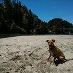 Photo taken at Big River Beach by Adam G. on 5/26/2013