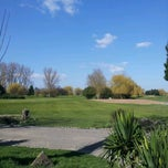 Photo taken at Golf d'Illies by jerome d. on 4/20/2013