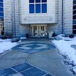 Photo taken at McKillop Library - Salve Regina by Hannah M. on 2/13/2015
