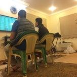 Photo taken at Meshref by aziz q. on 1/21/2015