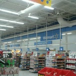 Photo taken at Walmart Supercenter by Teresa R. on 12/22/2012