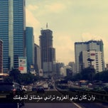 Photo taken at Plaza West (TP4) by Bashar B. on 4/24/2015