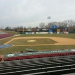 Photo taken at Fifth Third Bank Ballpark by Michelle G. on 4/6/2013