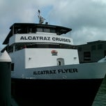 Photo taken at Alcatraz Cruises by Stefan on 4/7/2013