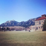 Photo taken at CU: Leeds School of Business by Kristin F. on 3/14/2012