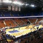 Photo taken at Mohegan Sun Arena by Derek T. on 3/16/2013