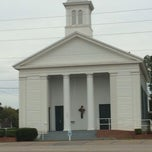 """Photo taken at Robinson Springs UMC by Chris """"Frostbite"""" P. on 10/21/2013"""