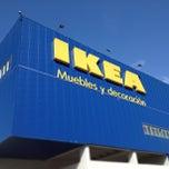 Photo taken at IKEA by Alex C. on 1/5/2013