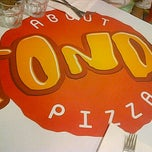 Photo taken at About Pizza Tonda by Morgana67 A. on 7/16/2013