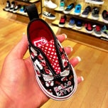 Photo taken at Vans by Michelle O. on 1/3/2014