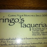 Photo taken at Gringo's Taqueria by Shaun W. on 1/11/2013