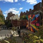 Photo taken at Chelsea Art Walk by Alp B. on 10/26/2014