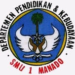 Photo taken at SMA Negeri 1 Manado by Brian K. on 9/20/2013