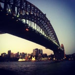 Photo taken at Sydney Harbour Bridge by Timothy G. on 4/11/2013