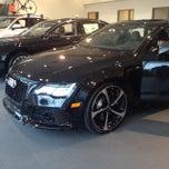Photo taken at Audi Warwick by J'Juan E. on 1/18/2015